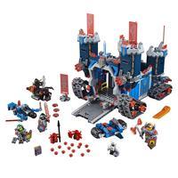 Lego Nexo Knights Fortrex Die rollende Festung 703 Detaillierte Ansicht 02