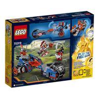 Lego Nexo Knights Macys Donnerbike 70319 Detailansicht 01