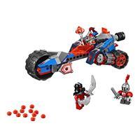 Lego Nexo Knights Macys Donnerbike 70319 Detaillierte Ansicht 02