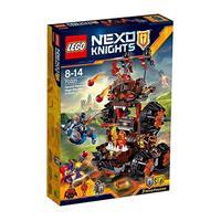 Lego Nexo Knights General Magmars Schicksalsmobil 70321
