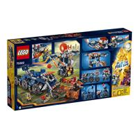 Lego Nexo Knights Axls mobiler Verteidigungsturm 7 Detailansicht 01