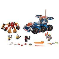 Lego Nexo Knights Axls mobiler Verteidigungsturm 7 Detaillierte Ansicht 02