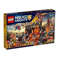Lego Nexo Knights Jestros Vulkanfestung 70323