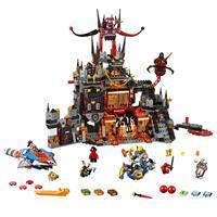 Lego Nexo Knights Jestros Vulkanfestung 70323 Detaillierte Ansicht 02