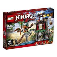 Lego Ninjago Schwarze Witwen-Insel 70604