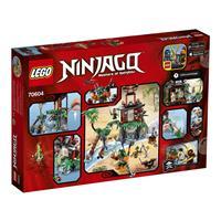 Lego Ninjago Schwarze Witwen Insel 70604 Detailansicht 01