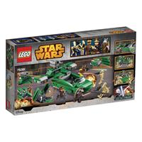 Lego Star Wars 75091 Flash Speeder Detailansicht 01