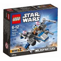 Lego Star Wars Microfighter Hero Starfighter 75125