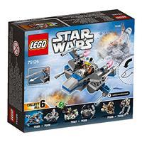Lego Star Wars Microfighter Hero Starfighter 75125 Detailansicht 01