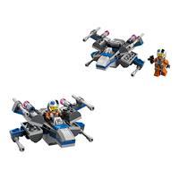Lego Star Wars Microfighter Hero Starfighter 75125 Detaillierte Ansicht 02