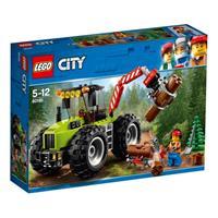 Lego City Spielzeug Forsttraktor 60181