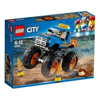 Lego City Spielzeug Monster Truck 60180