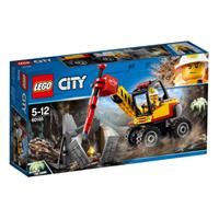Lego city toy power Cleaver for Mining 60185