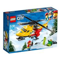 Lego City toy rescue helicopter 60179