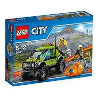 Lego City Vulkan-Forschungstruck 60121