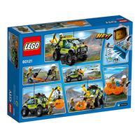 lego city vulkan forschungstruck 60121 2 Detailansicht 01