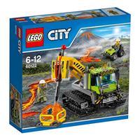 Lego City Vulkan-Raupe 60122
