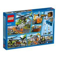 lego city vulkan versorgungshelikopter 60123 2 Detailansicht 01