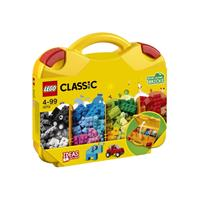 Lego Classic building blocks starter case colors