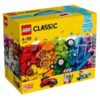 Lego Classic Creative Builds Vehicles