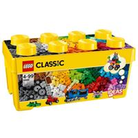 Lego Classic Medium Building Blocks Box 484 parts