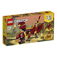 Lego toy Creator mythical creatures 31073