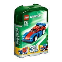 Lego Creator 3 in 1 Mini Rennwagen