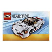 Lego Creator 3 in 1 Sportwagen