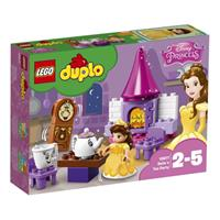Lego Duplo toy DP Belle's Tea Party 10877