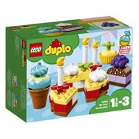Lego Duplo toy my first birthday party 10862
