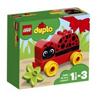 Lego Duplo toy My first ladybug first farming success