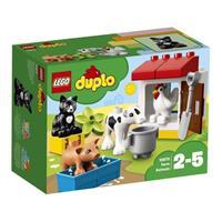 Lego Duplo Spielzeug Tiere auf dem Bauernhof 10870