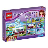 lego friends pferdeanhaenger und tieraerztin 41125 2 Detailansicht 01