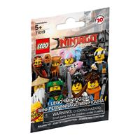 Lego Ninjago Movie Minifiguren Blind Pack 71019