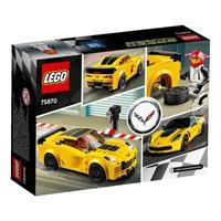 lego speed champions chevrolet corvette z06 75870 2 Detailansicht 01