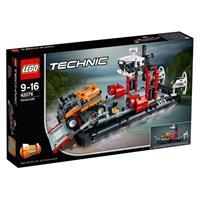Lego toy hovercraft boat 42076