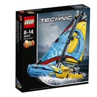 Lego toy Technic Rennyacht 42074