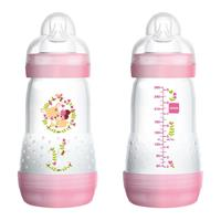 MAM Anti-Colic 260 ml Babyflasche Rosa