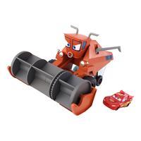 Mattel DHF82 Disney Cars Autojagd & Farbwechsel Frank