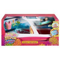 Mattel Barbie Magie der Delfine Abenteuerboot