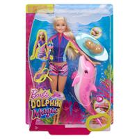 Mattel Barbie Delfine Barbie und Tierfreunde