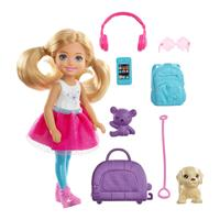 Mattel Barbie Make Believe Reality travel doll