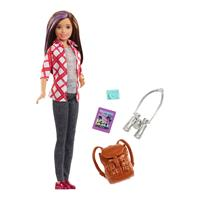 Mattel Barbie Make Believe Reality Reise Puppe Skipper