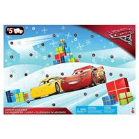 Mattel Disney Cars 3 Adventskalender