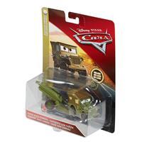Mattel Disney Cars 3 Die-Cast Deluxe Fahrzeuge DXV90 Sarge