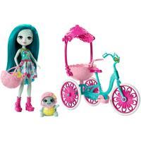 Mattel ENC Doll & Acs. Taylee Turtle and Bike