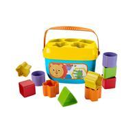Mattel Fisher-Price Babys first blocks