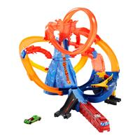 Hot Wheels Vulkanflucht Trackset