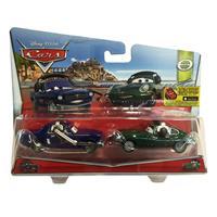 Disney Cars Die Cast 2er Pack Y0506 Brent M und David Hobbscapp Hauptbild