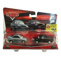 Disney Cars Die Cast 2er Pack Y0506 Heather D und Michelle Motor Hauptbild